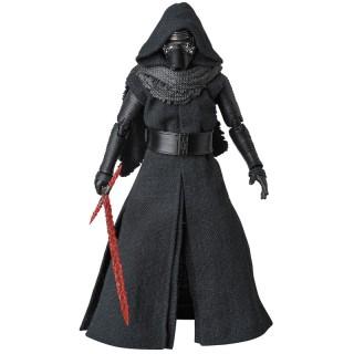 "MAFEX No.027 ""Star Wars The Force Awakens"" KYLO REN Medicom Toy"