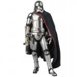 "MAFEX No.028 ""Star Wars The Force Awakens"" CAPTAIN PHASMA Medicom Toy"