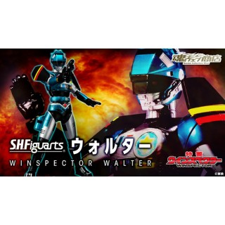 Winspector - SH S.H. Figuarts Walter Bandai Collector