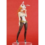 Strike Witches Operation Victory Arrow Charlotte E. Yeager Bunny style 1/8 Aquamarine