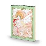 Cardcaptor Sakura Croquis Memo Pad Set of 4 KADOKAWA