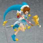 figFIX Cardcaptor Sakura Sakura Kinomoto Battle Costume ver. MAX Factory