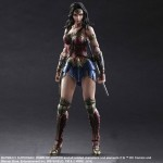 Play Arts Kai Batman vs Superman Dawn of Justice Wonder Woman Square Enix