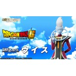 Dragon Ball Super SH S.H. Figuarts Whis Bandai Collector