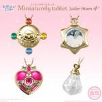 Miniaturely Tablet Sailor Moon Part IV box of 10 Bandai
