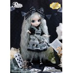 Pullip Premium Romantic Alice Monochrome Version Complete Doll (Groove)