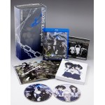 BLACK ROCK SHOOTER Limited Edtion Blu-ray & DVD and Nendoroid Petit B with RS set