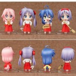 Nendoroid Petit Lucky Star New Year Set of 4 figures Good Smile Company