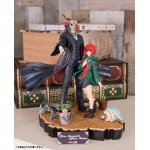 Mahoutsukai no Yome - The Ancient Magus' Bride set Ellias Ainsworth & Chise Hatori