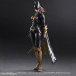 Play Arts Kai Batman Arkham Knight Batgirl Square Enix