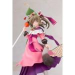 Utawarerumono Itsuwari no Kamen Nekone 1/7 girl Figure Funny knights