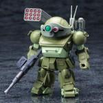 D-Style Armored Trooper Votoms Yoran Pailsen Scope Dog Berkoff Squad Type Kotobukiya