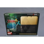 (T7E2) NINTENDO 3DS LL THE LEGEND OF ZELDA COLLECTOR PACK MINT CONDITION