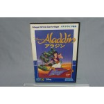 (T3E17) ALADDIN DISNEY SEGA MEGA DRIVE USED JAPANESE VERSION