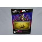 (T8E3) NEW NINTENDO 3DS LL THE LEGEND OF ZELDA MAJORA'S MASK 3D COLLECTOR NEW