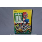 (T3E17) JOHN MADDEN FOOTBALL SEGA MEGA DRIVE USED JAPANESE VERSION