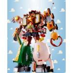 Chogokin TOY STORY Chogattai Woody Robot Sheriff Star Bandai
