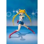 SH S.H Figuarts Pretty guardian Sailor Moon Sailor Moon first edition bonus