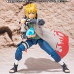 S.H. SH FIGUARTS NAMIKAZE MINATO Naruto Shippuden Bandai