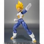 Dragon Ball Z DBZ S.H. SH Figuarts Super Saiyan Vegeta Premium Color Edition