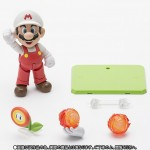 Super Mario S.H. Figuarts Fire Mario Bandai