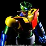 Super Robot Chogokin Mazinger Z Kotetsu Jeeg Color Bandai Collector