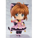 Nendoroid Co-de Cardcaptor Sakura Kinomoto Black Cat Maid Co-de Good Smile Company