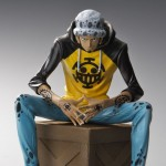 ONE PIECE Archive Collection No.5 Trafalgar D. Law Plex Collector