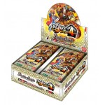Carddass Battle Spirits Rekkaden Vol. 4 Booster Pack BS34