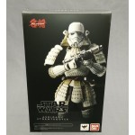 Star Wars Meisho Movie Realization Ashigaru Storm Trooper Bandai