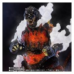 S.H. Monster Arts Godzilla (1995) Ultimate Burning Ver. Bandai Collector
