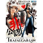 "One Piece P.O.P Portrait of Pirates ""I.R.O"" Trafalgar Law Megahouse"