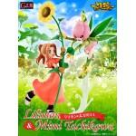Digimon Adventure G.E.M Series Lilimon and Mimi Tachikawa Megahouse