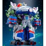 Chogokin TOY STORY Chogattai Buzz the Space Ranger Robot TOY STORY Bandai