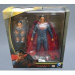 MAFEX No.018 MAFEX SUPERMAN Batman vs Superman Dawn of Justice Medicom Toy