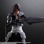 Play Arts Kai Dissidia Final Fantasy Squall Leonhart