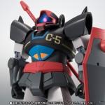 Robot Damashii (side MS) MS-07C-5 Gouf Prototype ver. A.N.I.M.E. Bandai