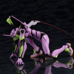 Evangelion EVA-01 Test Type TV Ver. Plastic Model Kotobukiya
