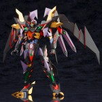 Super Robot Wars Z III Tengoku Hen Shulawga Sin Plastic Model Kotobukiya