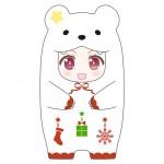 Nendoroid More Kigurumi Face Parts Case (Christmas Polar Bear Ver.)