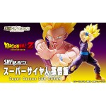 SH S.H. Figuarts Dragon Ball Z DBZ Super Saiyan Son Gohan Bandai