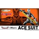 ULTRA-ACT x SH Figuarts ACE SUIT Ultraman Bandai