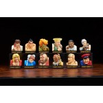 STREET FIGHTER II Trading Figure Makegao Collection Vol.1 Set of 12 Embrace japan