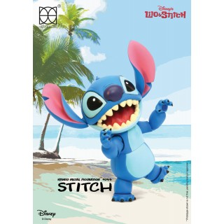 Hybrid Metal Figuration 044 Disney Stitch Hero Cross