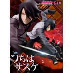GEM series BORUTO NARUTO THE MOVIE Sasuke Uchiha Megahouse Collector