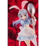 Is the order a rabbit?? Chino Alice style 1/8 Aquamarine
