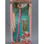 Cardcaptor Sakura Sealing Wand and Clow Card