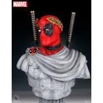 Marvel Comics Mini Bust Deadpool Caesar Gentle Giant