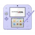 Nintendo 2DS Lavender Japan Version NEW