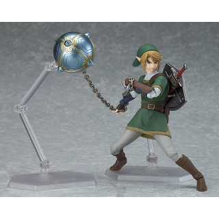 figma The Legend of Zelda Twilight Princess Link DX Edition Good Smile Company